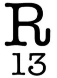R13 sale
