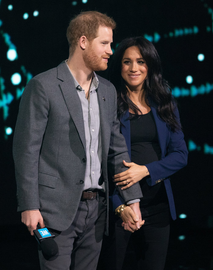 March 6, 2019. WE Day UK, London