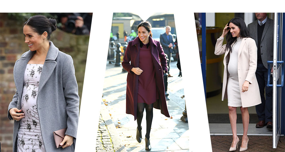 Meghan Markle's Best Maternity Moments: What Did She Wear?