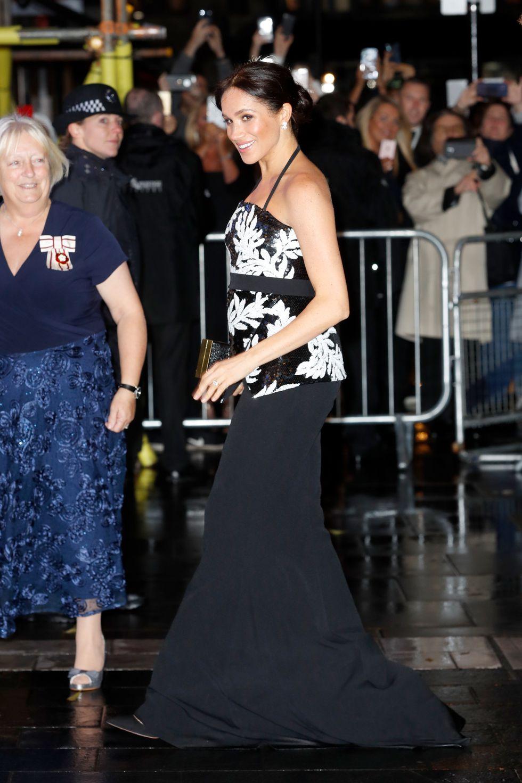 November 19, 2018. Royal Variety performance, London