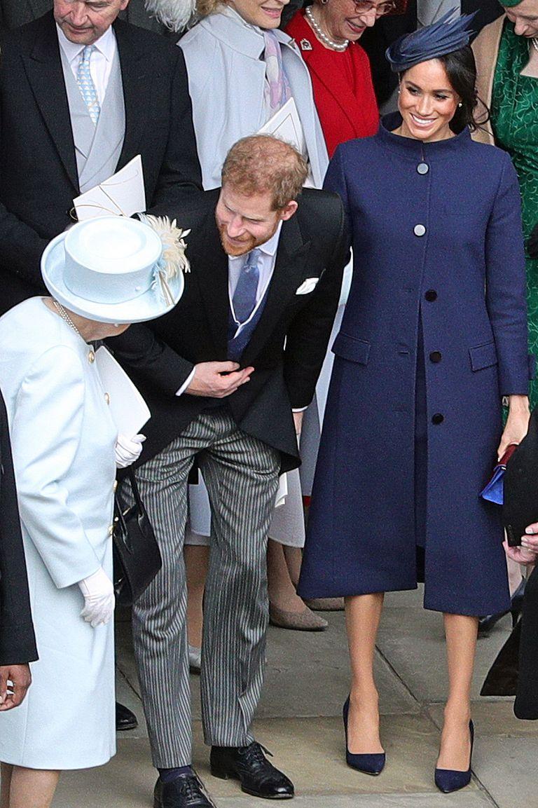 October 12, 2018. Princess Eugenie's Royal Wedding, Windsor