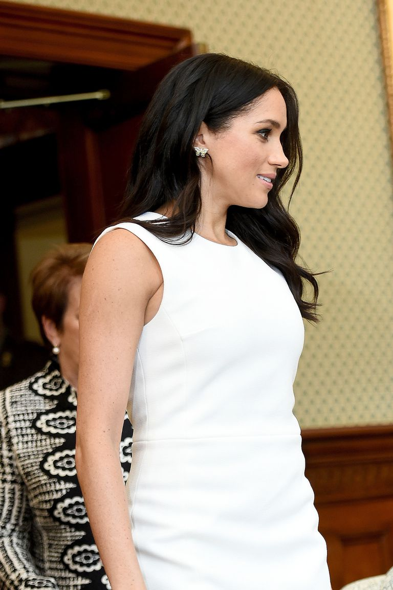 October 16, 2018. First day of Royal Tour, Sydney