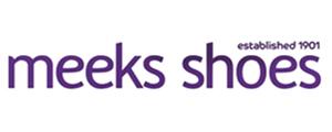 Meeks Shoes sale